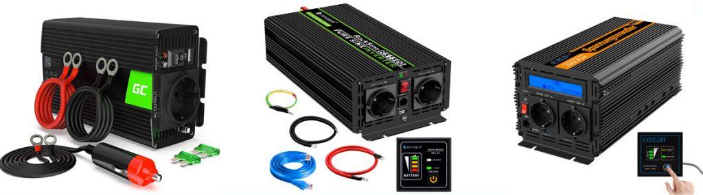 comparatif et guide d'achat convertisseur 12 volts 220 volts