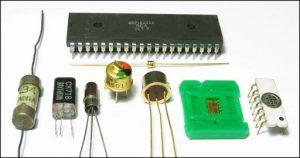 histoire de l'ectronique composants électronique