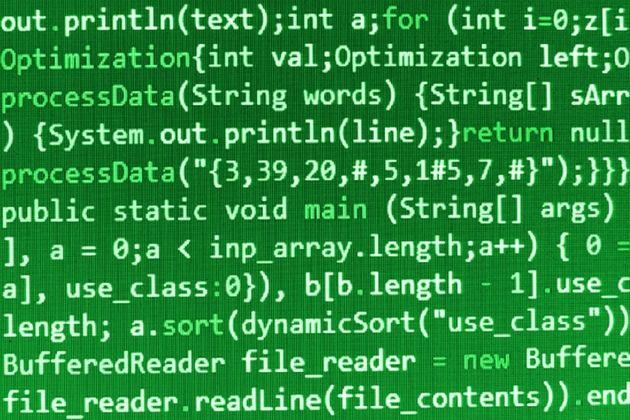 langage programmation C++ arduino