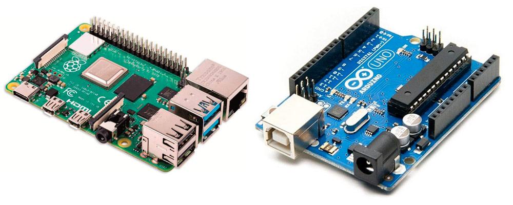 arduino vs raspberry le match