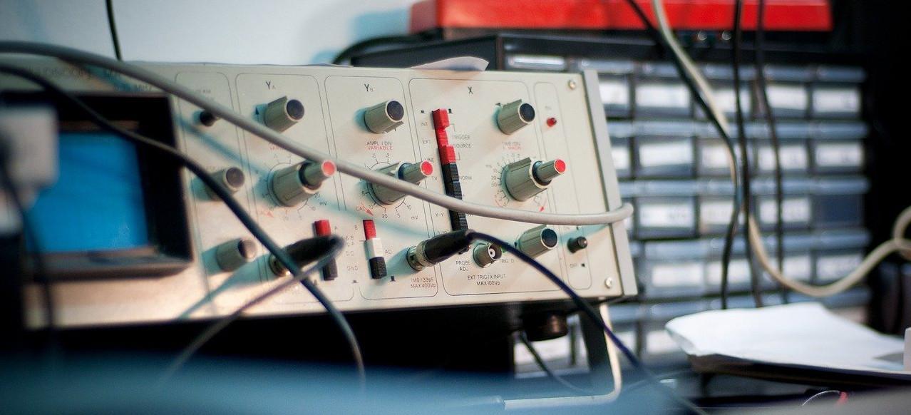 Oscilloscope numérique portable