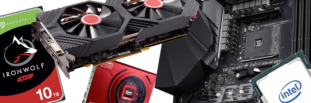 comparateur composants PC